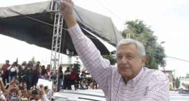López Obrador se compromete a combatir indices delictivos a diario