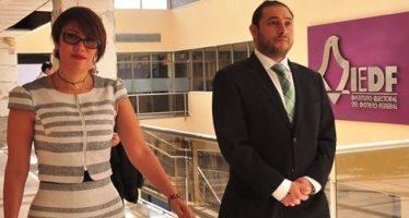 Lorena Osornio llama a vigilar conducta de servidores públicos