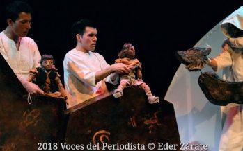 """La sociedad de las liebres presenta la obra: """"Los gemelos en busca del Sol"""""""