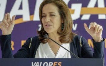 Margarita Zavala pide a las autoridades poner orden en Guerrero