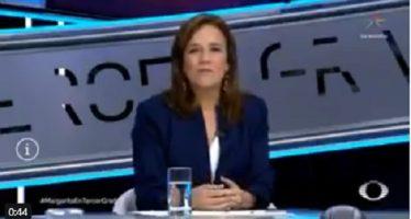 La declinación Margarita Zavala y los pactos sobre hielo