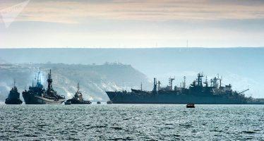 OTAN preocupada por el potencial de la Armada de Rusia