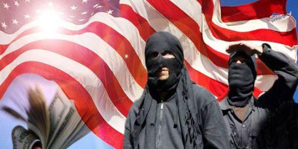 Mercenarios de EEUU en Siria. (SANA)