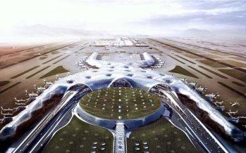 Junto al Nuevo Aeropuerto se construirá un complejo comercial