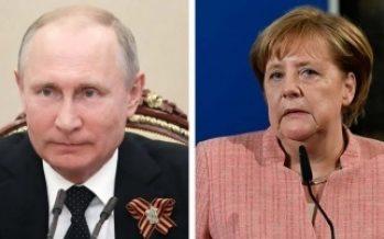 Putin y Merkel coinciden preservar acuerdo nuclear con Irán