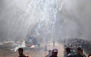 Represión israelí deja, al menos, 52 muertos y 2 mil heridos, en Gaza