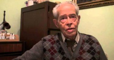 Homenaje luctuoso al periodista e historiador Salvador Borrego