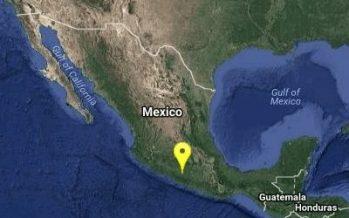 Sismológico ajusta a 5.2 magnitud del sismo de esta mañana