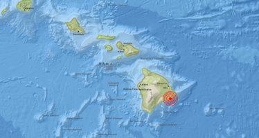 El terremoto más potente desde 1975 sacude Hawái
