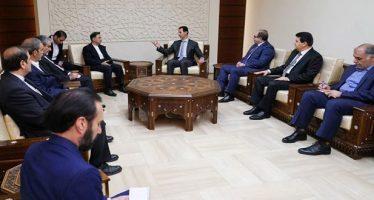 al Assad subraya la importancia de la cooperación económica