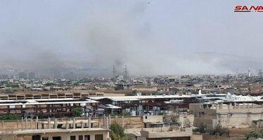 Bombardean a cuarteles de terroristas del Daesh en Hayyar