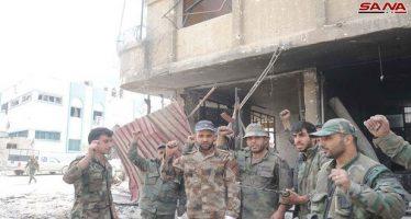 FFAA amplían su control en Hayar Aswad
