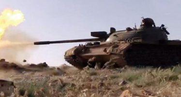 Ejército acaba con elementos terroristas de Al Nusra en Hama