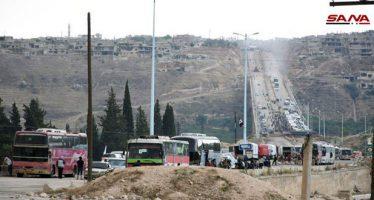 Continuará evacuación de terroristas en Hama y Homs