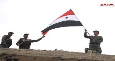Eje de resistencia depura terrorismo en al-Aswad y Yarmuk