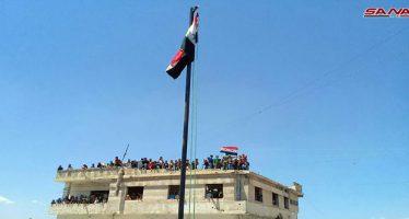 Fuerzas de seguridad se despliegan en ciudades de Rastan y Talbiseh