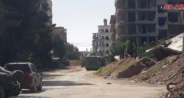 Continúa operación de sacar a terroristas y familias de Yelda