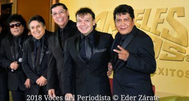 Los Ángeles Negros celebrarán su 50 aniversario en el Teatro Metropólitan