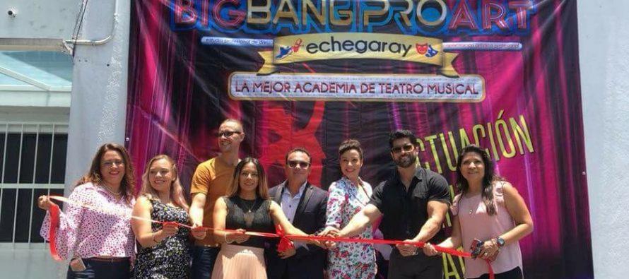 Bajo la dirección general de Andrés Castillo y Gerardo Quiroz inauguran BIGBANG PROART Echegaray