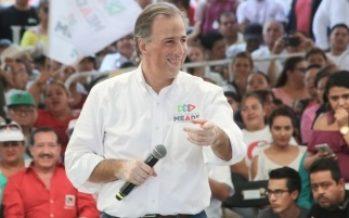 Empresarios expresan apoyo a José Antonio Meade