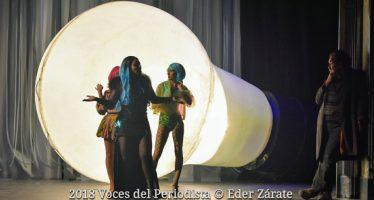"""Mañana gran estreno de """"El juego de los insectos"""" en el Palacio de Bellas Artes"""