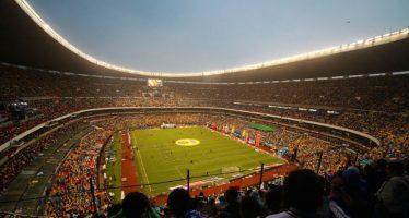 El Azteca, primero en recibir tres inauguraciones de Mundiales