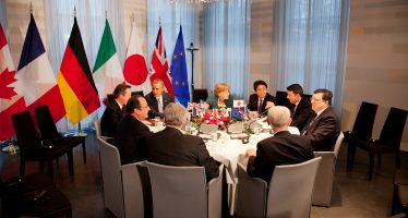 G7 llama a Rusia a que cese el comportamiento desestabilizador