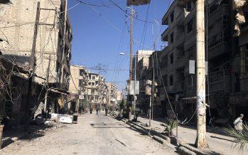 ONU cesa acciones militares en suroeste de Siria
