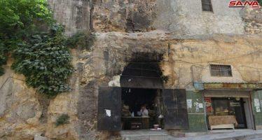 Horno tandoor en Hama narra historia del pan desde hace un siglo