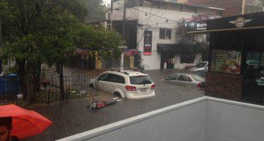 Inundaciones en México se cobran las primeras víctimas