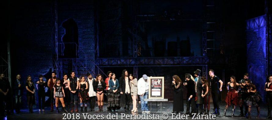 """""""Jack Destripador, el rockstar del horror"""" llega al Centro Cultural Teatro 2"""