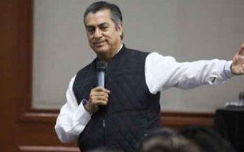 Jaime Rodríguez presenta la plataforma Consejo México