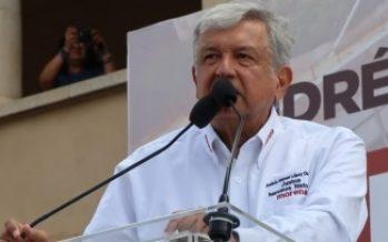 López Obrador promete combatir pobreza para enfrentar inseguridad