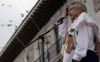 López Obrador reconoce llamado de autoridades a respetar comicios