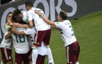México derrota 2-1 a Corea del Sur y está a un paso de octavos de final