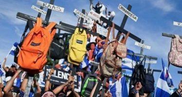 Nicaragua reactiva diálogo en medio de represión
