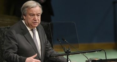 ONU dispuesta a apoyar a Guatemala tras erupción de volcán