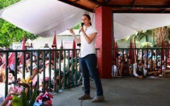Ofrece Sheinbaum crear Secretaría de Pueblos y Barrios Originarios