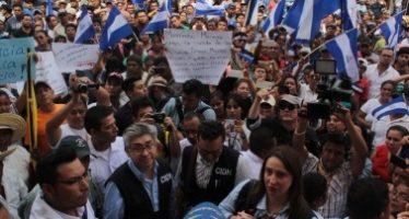 Nicaragua se prepara hoy para el paro nacional de 24 horas