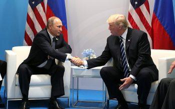 Se espera que reunión de Putin y Trump sea en julio