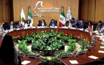Se declara listo Instituto Electoral capitalino para el 1 de julio