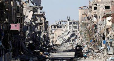 Ataques de EEUU en Al-Raqa son crímenes de guerra