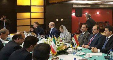 Siria e Irán analizan perspectivas de cooperación económica