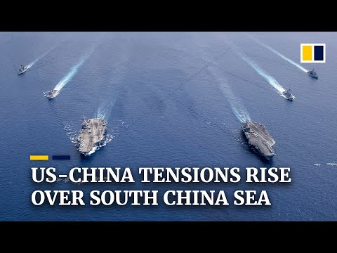 Washington's hardened position on Beijing's claims in South China Sea heightens US-China tensions