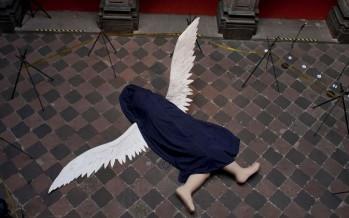 Abre la exposición Angelología: utopía y ángeles en San Ildefonso