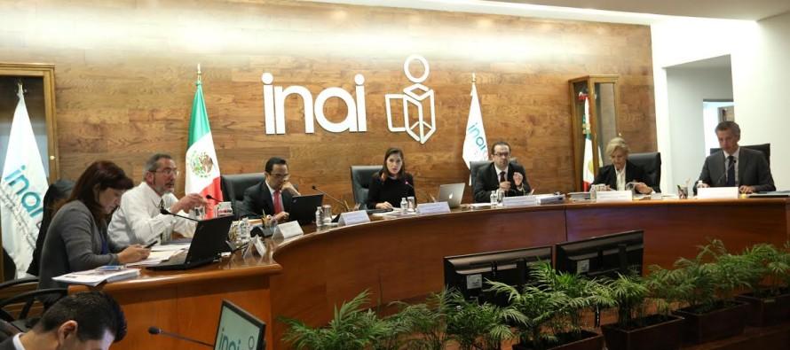El INAI organiza jornadas en el país para analizar el problema de robo de identidad