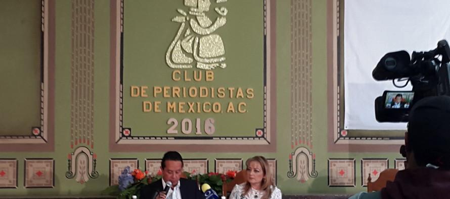 Ex subsecretario de Turismo, Carlos Joaquín González, anuncia su intención de contender a la gubernatura de Quintana Roo