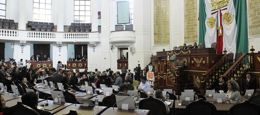 Esta semana se define a quienes participarán en la Asamblea Constituyente para la Ciudad de México