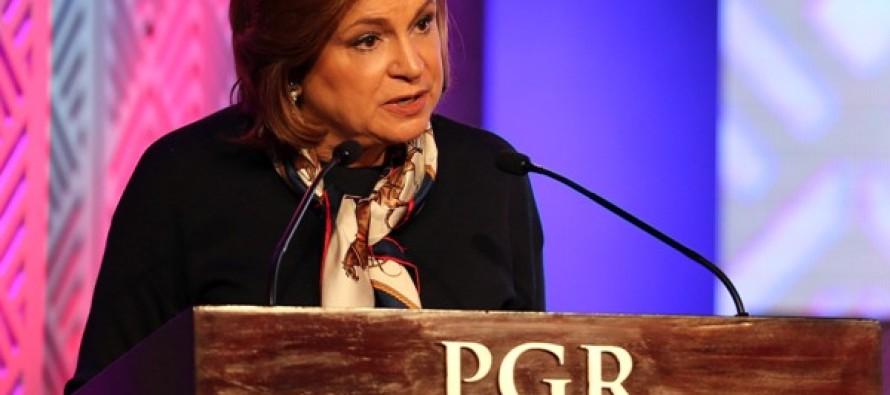 """La prontitud con que se presente a declarar Kate del Castillo """"depende de ella"""": Arely Gómez"""