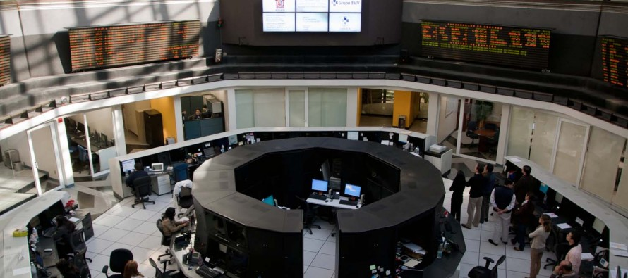 Dos fallas técnicas se registran en la Bolsa Mexicana de Valores